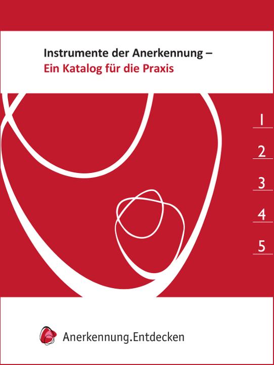 Instrumente der Anerkennung - Katalog